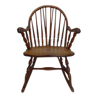Country Style Rocking Chair For Sale