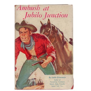"1950 ""Ambush at Jubilo Junction"" Collectible Book For Sale"