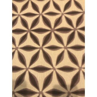 Michael S Smith Jasper Star Atlantico Aubergine Fabric - 5 Yards For Sale
