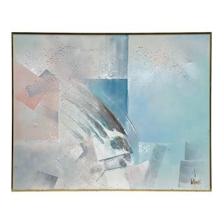 Vintage Signed Lee Reynolds Oil Painting For Sale