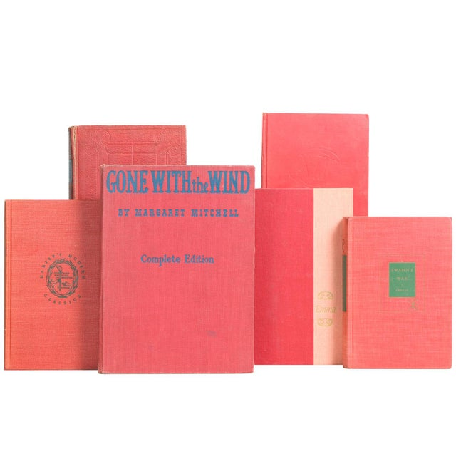 Accented Red Classics Book Collection - Set of 22 - Image 2 of 2