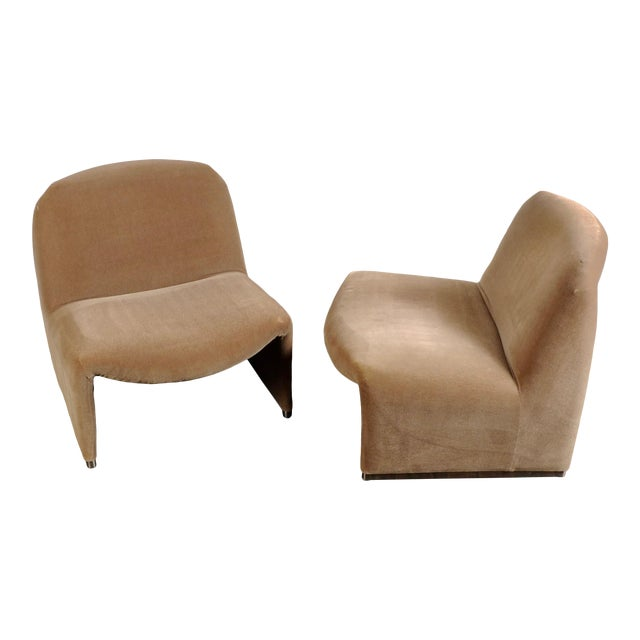 Giancarlo Piretti Alky Chairs for Castelli For Sale