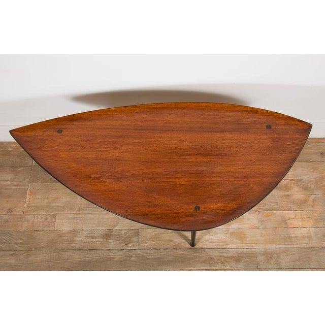 Leaf' Occasional Table by Yngve Ekstrom For Sale - Image 6 of 10