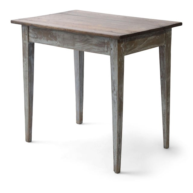 Late 19th Century Swedish Side Table For Sale - Image 5 of 13