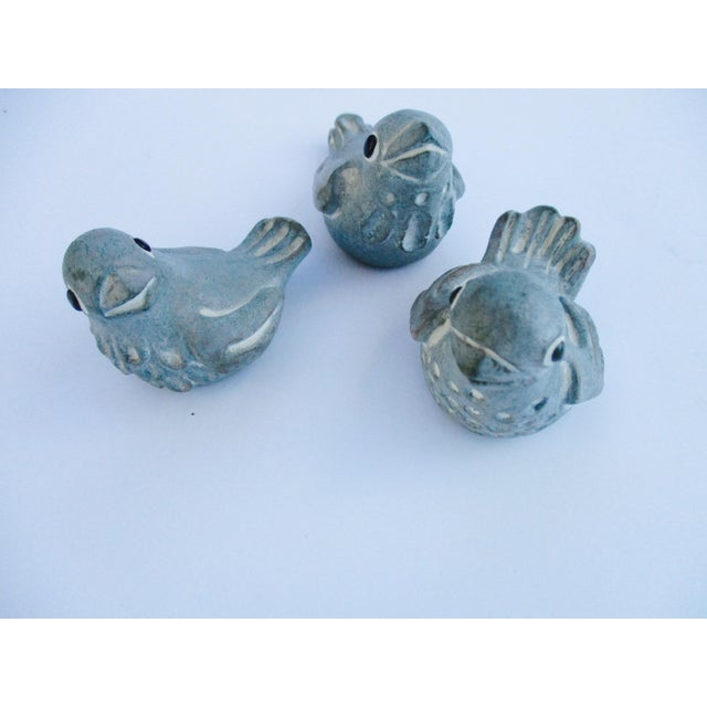 Stunning handcrafted ceramic birds - Great wedding and gifts for every occasion. Excellent condiiton Isabel Bloom was an...