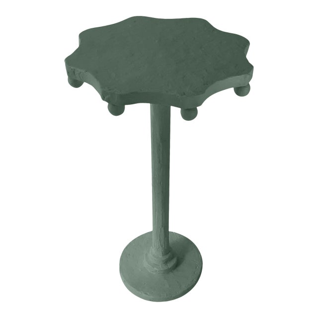 Teatro Accent Table in Dakota Shadow For Sale