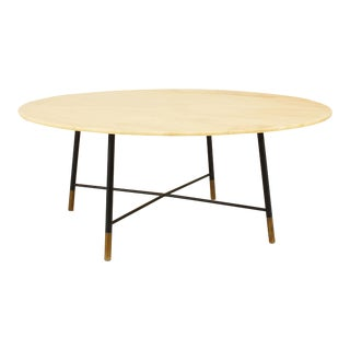 Italian Mid-Century Modern Coffee Table For Sale
