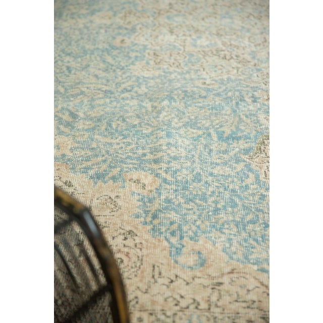 "Old New House Vintage Distressed Sivas Carpet - 7' X 10'4"" For Sale - Image 4 of 13"