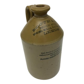 English Booth's Brewery Jug, C.1920 For Sale