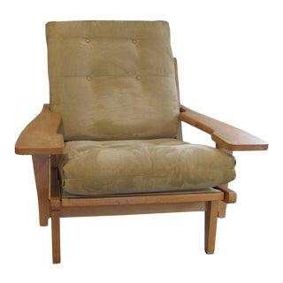 1960s Hans Wegner Model Ge-375 Armchair for Getama For Sale