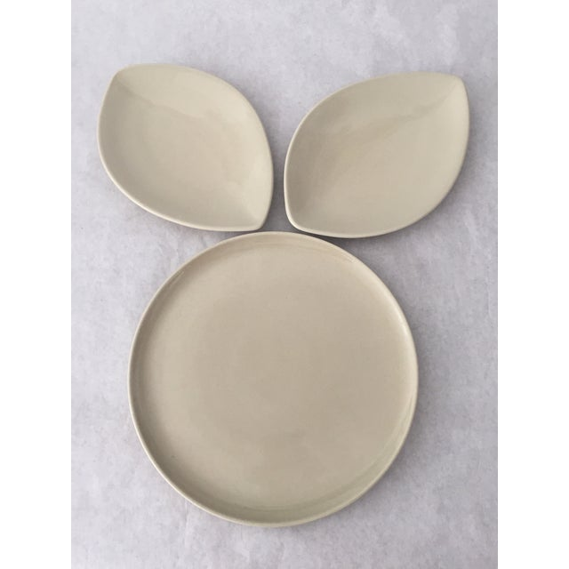 Mid-Century Pfaltzgraff Platters - 3pc For Sale In Tampa - Image 6 of 6