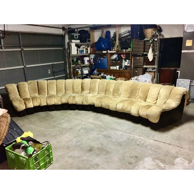 De Sede Ds600 Non-Stop 19 Piece Sofa For Sale - Image 10 of 10