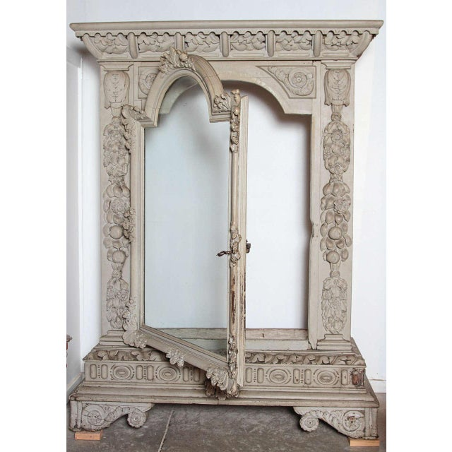 Circa 1830 Chateau Vitrine From the Southwest of France For Sale - Image 4 of 12