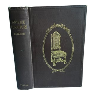 1915 Antique Furniture Book For Sale