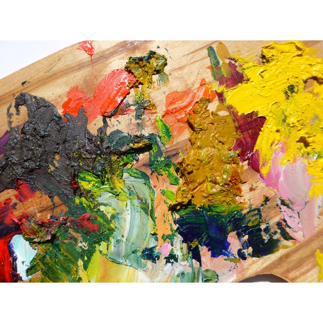 French Artist Palette - Image 3 of 5