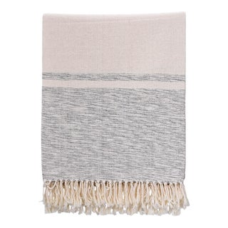 Etna Volcano Cotton Throw Size Medium For Sale