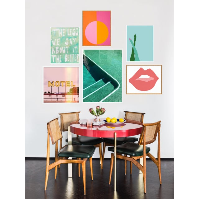 Contemporary Palm Springs Gallery Wall, Set of 6 For Sale - Image 3 of 11