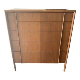 Drexel Mid-Century Five Drawer Dresser For Sale