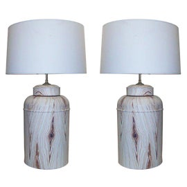 Image of Family Room Table Lamps