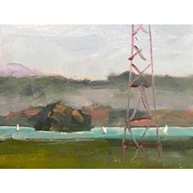 San Quentin Prison Painting For Sale In San Francisco - Image 6 of 10