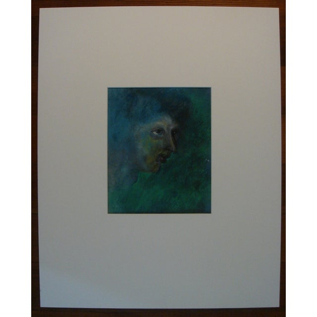 Pastel Over Monotype by Walter Kuhlman - Image 3 of 3