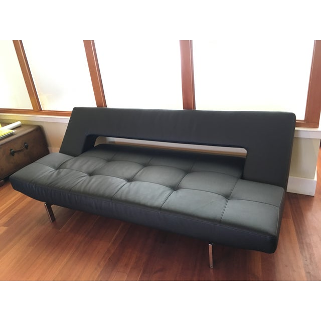 Black Wing Deluxe Sofa Bed by Innovation - Image 2 of 5