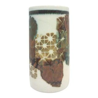Mid-Century Hand Thrown Studio Pottery Ceramic Modernist Vase