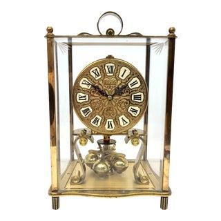 1970s Kundo Kieninger and Obergfell Torsion Clock For Sale