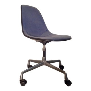 Signed Eames Herman Miller Aluminum Group Chair