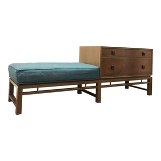 Edward Wormley for Dunbar Bench / Cabinet For Sale