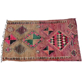 Moroccan Boujad Rug For Sale
