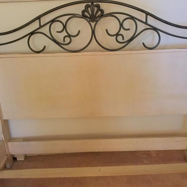 Drexel Heritage French Countryside Queen Bed For Sale - Image 5 of 8