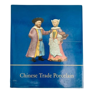 1969 Chinese Trade Porcelain First Edition Art Survey Book For Sale