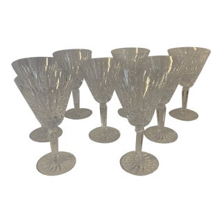 Waterford Maeve Pattern Goblets - Set of 8 For Sale