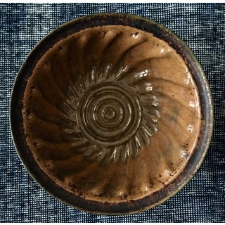 "Antique 11""French Glazed Pottery Mold Preview"