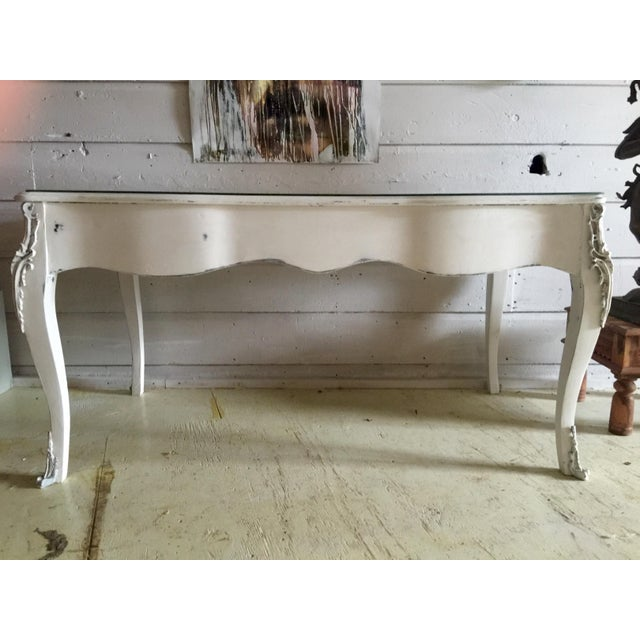Antique French Empire Desk For Sale - Image 4 of 7