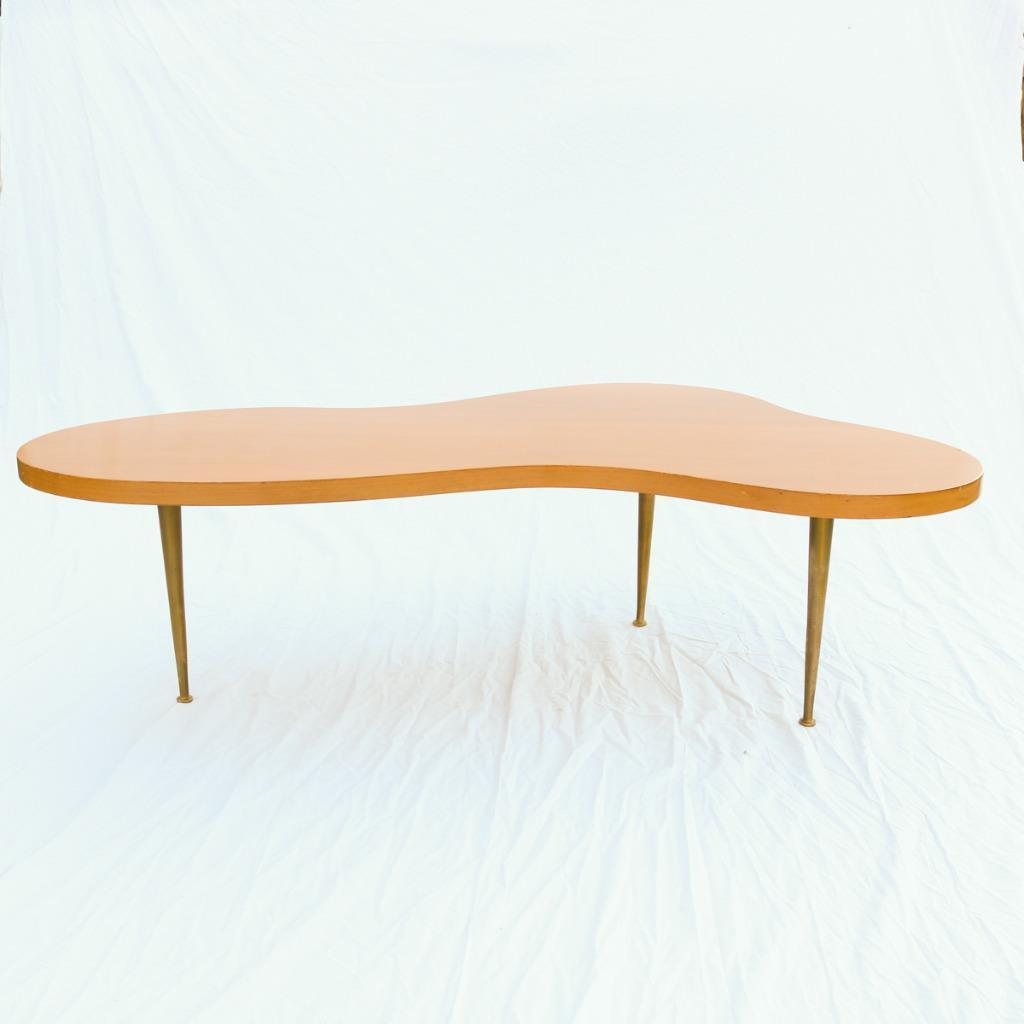 TH RobsjohnGibbings Biomorphic Coffee Table Chairish
