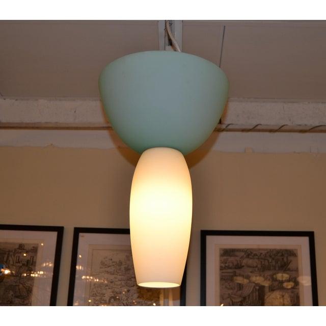 Rodolfo Dordoni Musa Murano Pendant Light for Artemide, Italy For Sale - Image 9 of 10