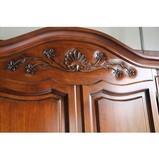 French Provincial Armoire Preview