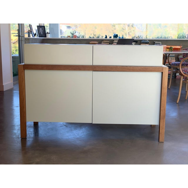 This listing is for a stunning, modern sideboard/credenza from the high-end European furniture maker Usona. The body is in...
