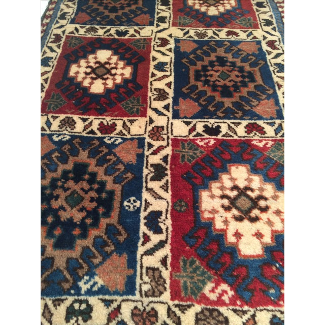 "Persian Tribal Yalameh Rug - 1'7"" X 2'5"" - Image 2 of 3"