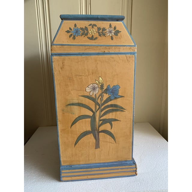 Boho Rustic Chic Jewelry Organizer Box For Sale - Image 10 of 13
