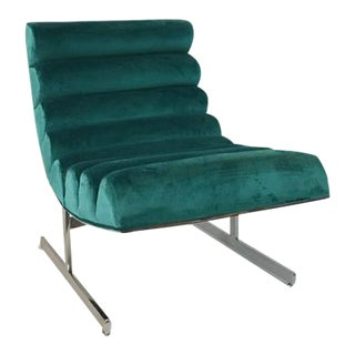 Vintage Lounge Chair by Kipp Stewart for Directional