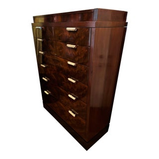 Ralph Lauren Tall Dresser For Sale