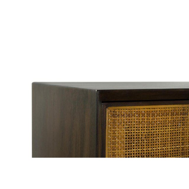 Mid-Century Modern 1950s Floating Liquor Cabinet by Vladimir Kagan for Grosfeld House For Sale - Image 3 of 13