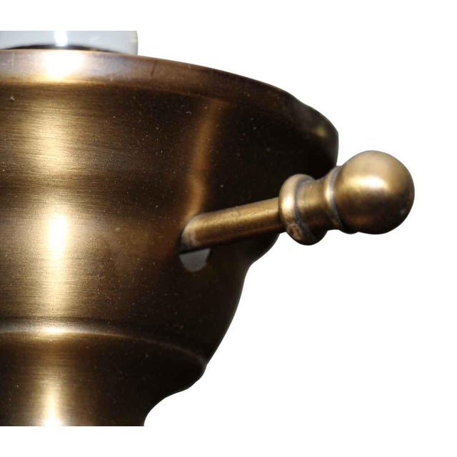 Brass Floor Lamp For Sale - Image 5 of 5