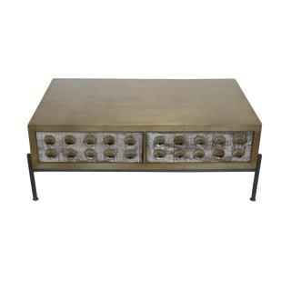 Contemporary Marcella Coffee Table For Sale
