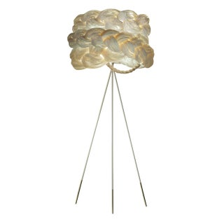 The Bride Floor Lamp - Medium / White For Sale