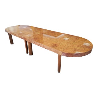 Italian Conference Board Room Table For Sale