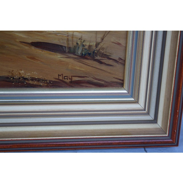 May Jones Australian Oil Painting For Sale - Image 5 of 11
